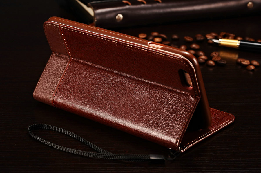Magnetic Leather Cover Case for iPhone 5 5s SE PU Leather+TPU Cover With Card Holder Wallet Leather Case for iPhone 6 6s 6s Plus