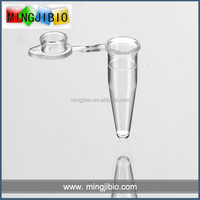 Plastic 0.5ml 0.5ml micro 8 strips pcr tube