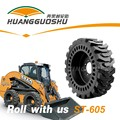 12-16.5 wheel loader solid tires on hot sale china tire