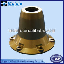 electric motor cover casting