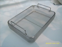 Stainless steel Medical Disinfection Sterilization Baskets