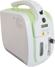 Ce Certified Continuous Flow Portable Oxygen Makers
