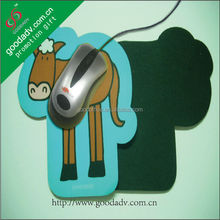 Low MOQ Customized Perfect Promotional eva wholesale mouse pads