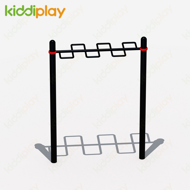 2019 High quality multi steel pipe outdoor gymnastic disabled fitness equipment gym