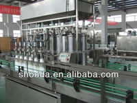 Factory price barrel car engine oil/brake fluid/engine oil filling machine