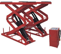 High quality lifitng machine underground hydraulic car lift