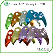 Chrome front shell cover for xbox one controller front shell