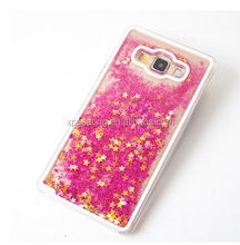Liquid glittering quicksand case back cover for Samsung Galaxy A5