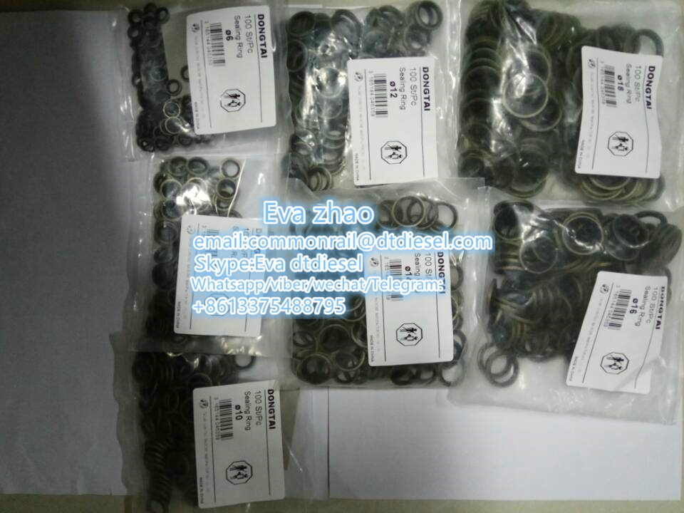 fuel system diesel injection pump Sealing Ring