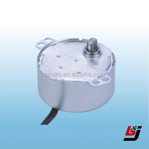 2015 stable good price synchronous motor 12v dc motor for heater