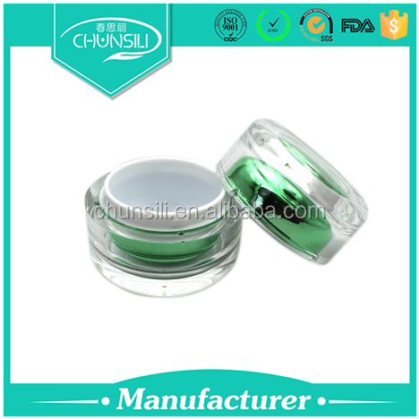 15ml,30ml,50ml etc.acrylic jar