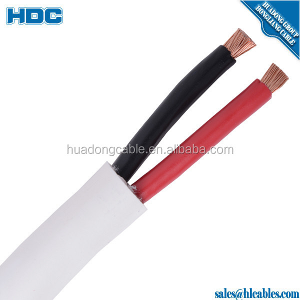 flat cable factory trade manager recommend copper electric wire cable
