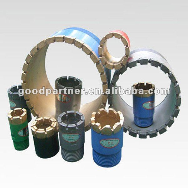 hot sale!!! diamond core drill bit of power tools for mining
