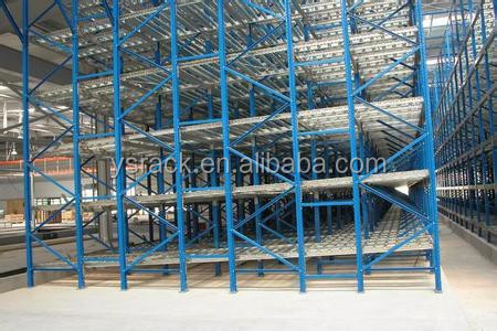 Storage Warehouse Heavy Duty Metal Pallet Shelving,Large Capacity Racking System