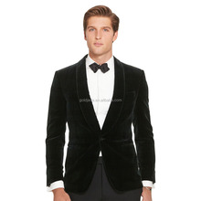 Top grade fashion formal blazer new design mens slim fit suits