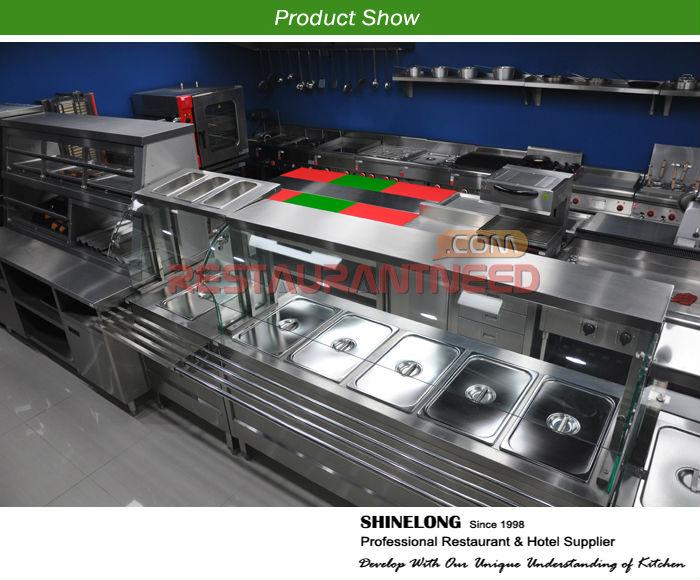 Mobiliario cocina restaurante dise os arquitect nicos for Mobiliario para restaurante
