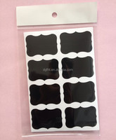 Hot Back Chalkboard Sticker /Vinly PVC Black Board Sticker