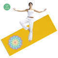 2018 Popular Hot Sale Washable Extra Wide Yoga Mat With Carrying Strap