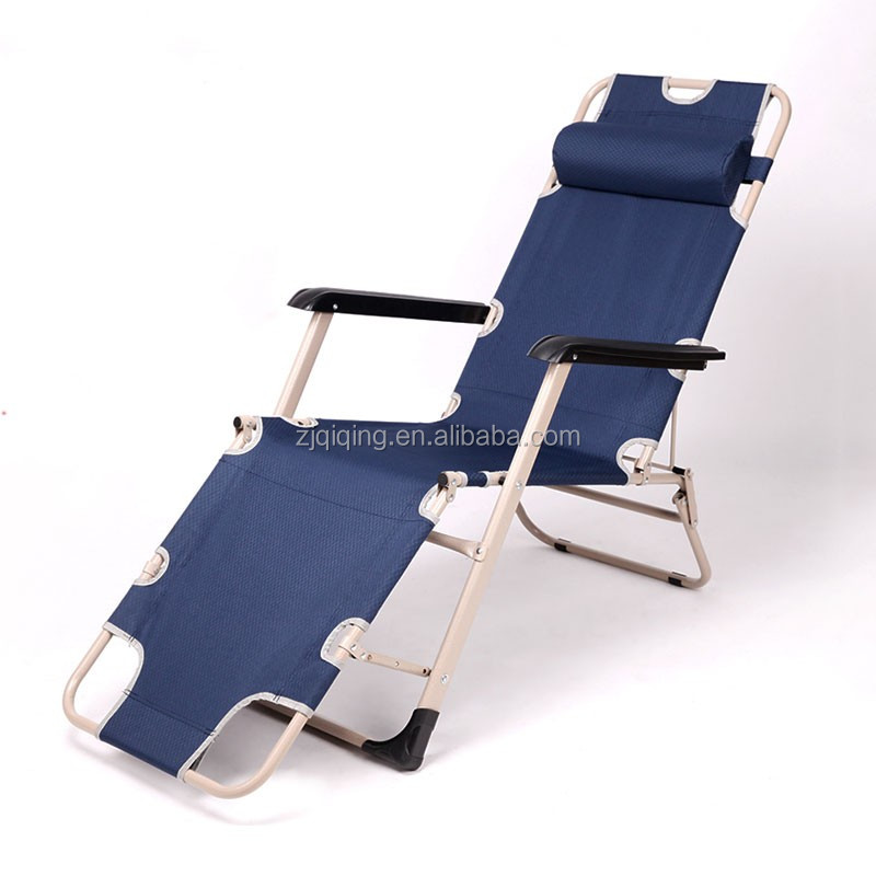 Portable Foldable Beach Zero Gravity Reclining Chair JF-11-27