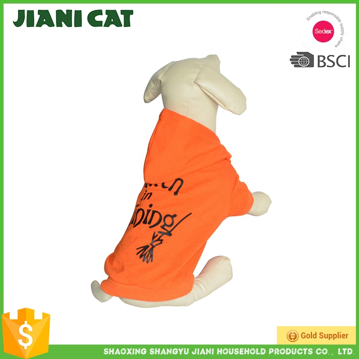 Halloween costume China wholesale dog clothes for winter