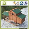 SDC09 Large Wooden Waterproof Roof Green Chicken Coops for Sale