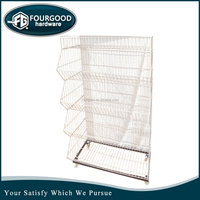 Wholesale Cheap clothes wire basket