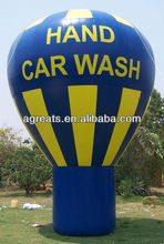 hot sale car wash balloon inflatables S2063