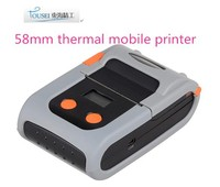 TS-M200 mini portable bluetooth pos 58 printer thermal driver for android