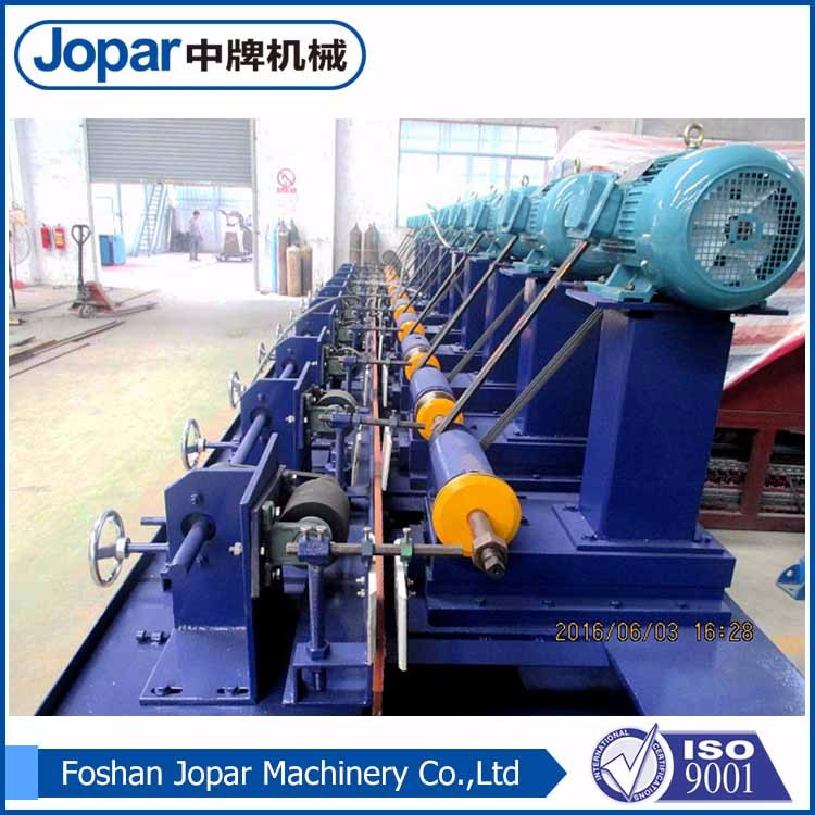 Fully automatic type pipe polishing machine for stainless steel/ metal with auto polishing wax