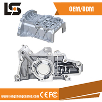 Professional Aluminum auto parts accessories with ISO 9001 certified