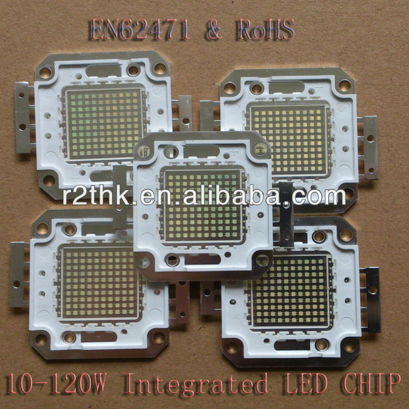 Hot Sale LED Module,High Quality LED Diode 120lm/<strong>w</strong> Bridgelux Epistar Genesis Photonics LED Chip 100W With CE&RoHS