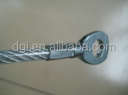 D1.5 x 235mm Wire Rope Terminal Processing Products