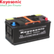 Most Reliable 12v 88ah Sealed MF Starting Battery Car Battery with high quality