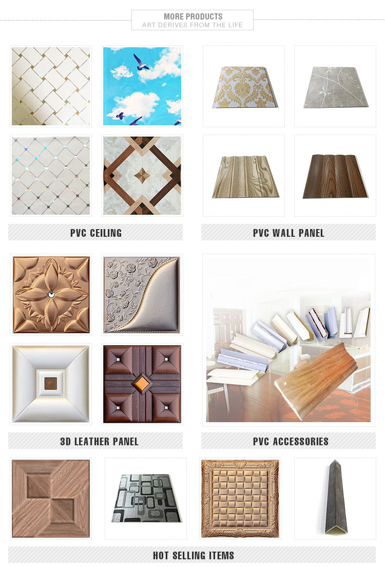 595*595*7mm Low Price PVC Ceiling Panel Tiles,PVC Ceiling Designs For Bedroom