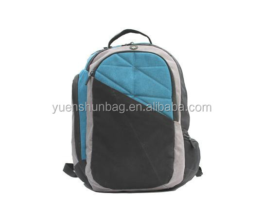 3 compartment best laptop bag kids picnic backpack for college students