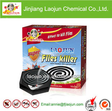 Africa market smokeless long burning mosquito repellent coils