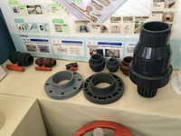PVC Compound vale Fitting material