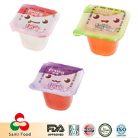 Juicy Jelly Konjac Dessert Mini Cup Jelly Snack Manufacturer