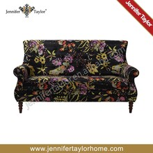 Jennifer Taylor furniture two seat sofa chesterfield