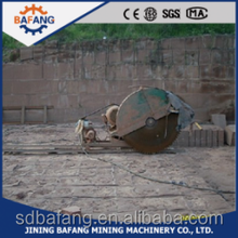 Rock cutting saws / stone cutting machine / diamond stone sawing machine