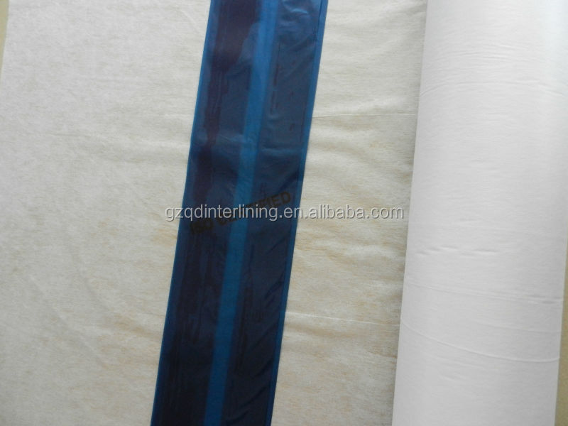 big dot non woven fusible interlining