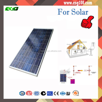 Cheap Price High efficiency B grade solar panel for small light system kit mono solar panel module for solar system