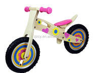 kids wood bicycle children wooden bike made in China