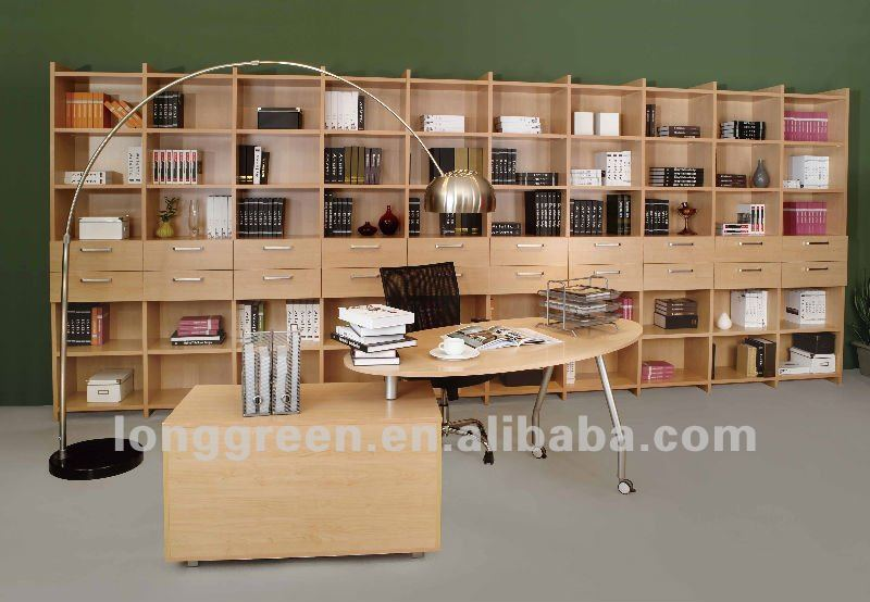 Hot Sale Modern Style Wooden Bookcase