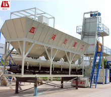 40-360m3/h mobile concrete plant, mobile concrete batching plant, mobile concrete mixing plant