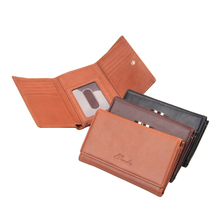 Handmade Fashion Genuine Leather Woman Wallet
