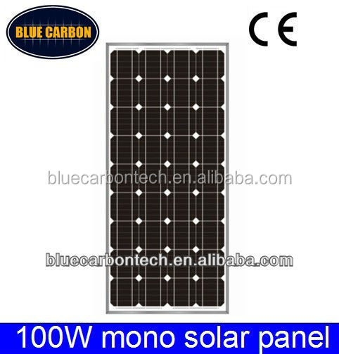 Solar Panel In Solar Energy Systerms 100W