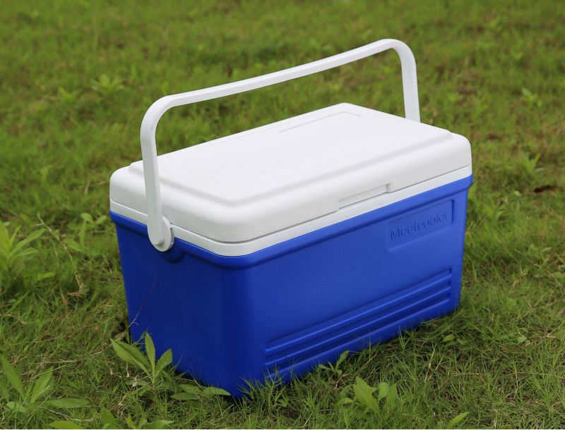 25L PU foam picnic ice box