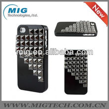 "Punk Rivet Studs Spikes for iphone 5"" original case"