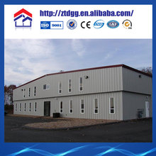 Prefabricated light steel structure poultry farm products